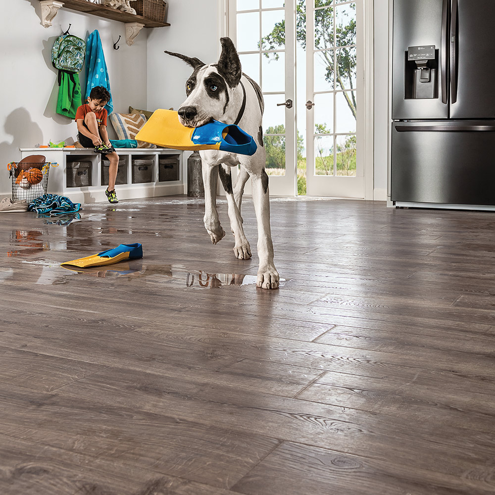 Laminate Flooring - The Home Depot