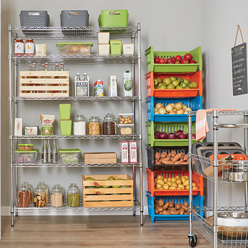 Shelving Accessories The Home Depot