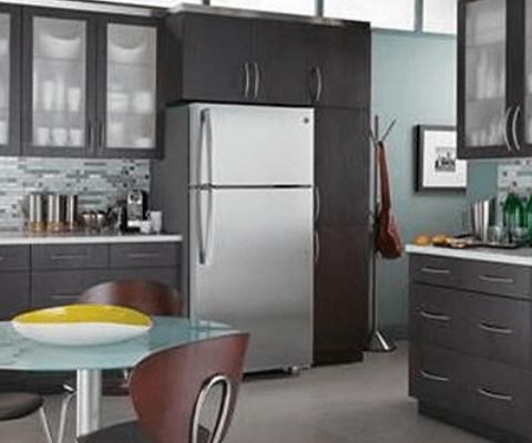 Small space refrigerators