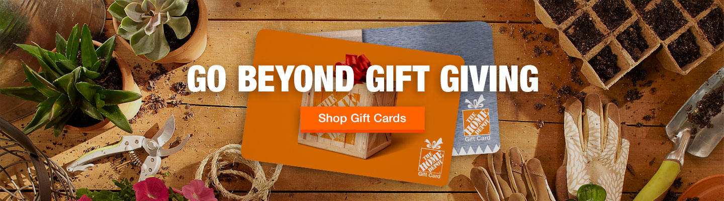 Go Beyond Gift Giving. Shop Gift Cards.
