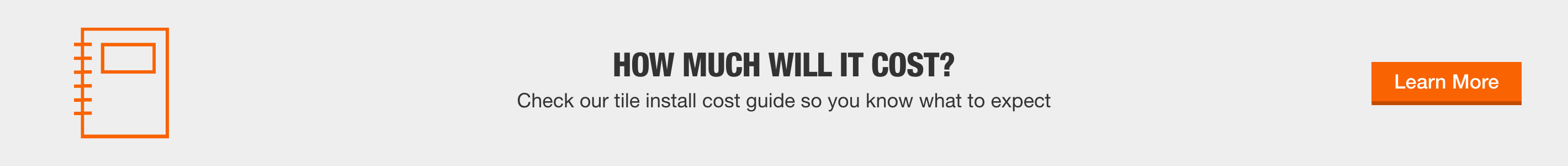 How much will it cost? Check our tile install cost guide so you know what to expect