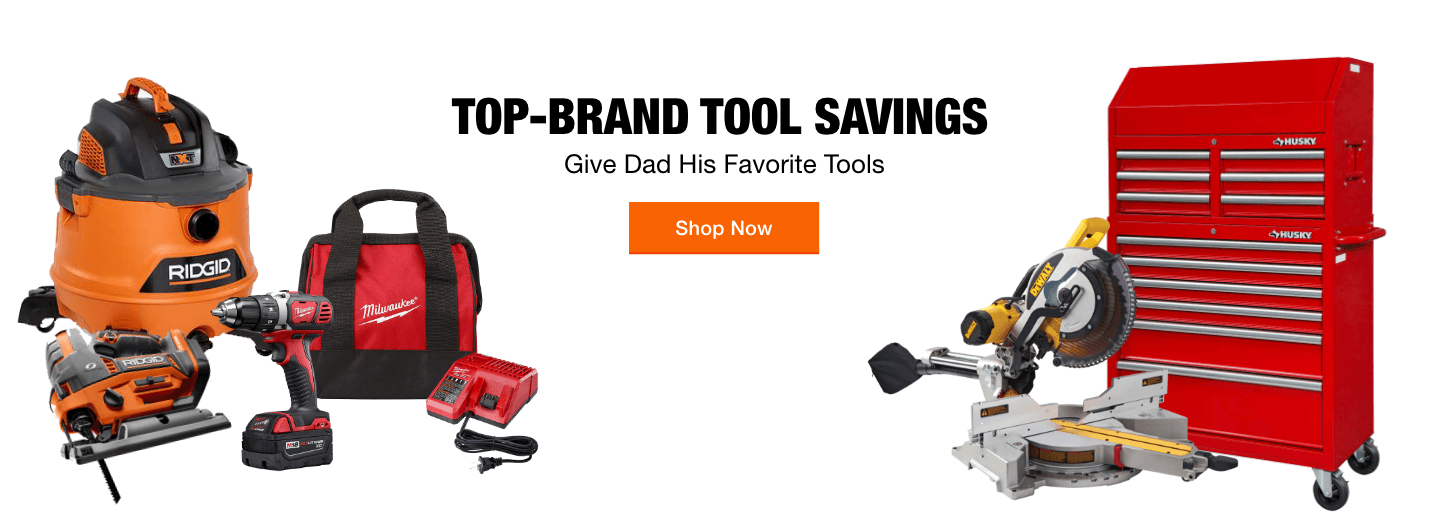 top-brand tool savings