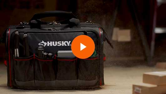 Professional duty tool bags