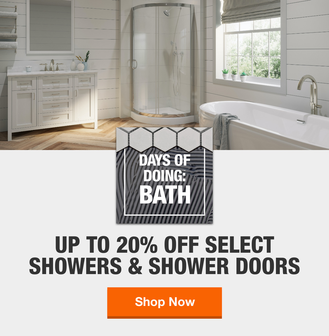 Showers The Home Depot