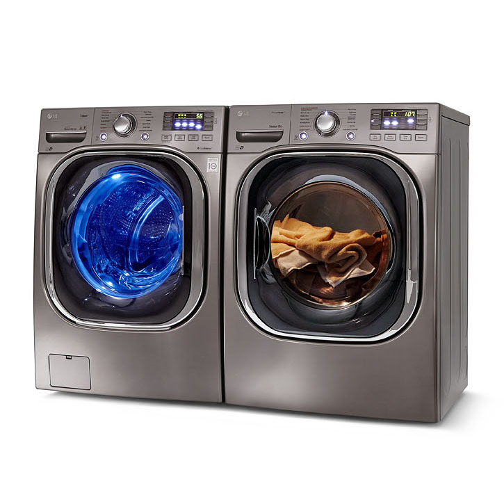 Category Recommendations Washers & Dryers