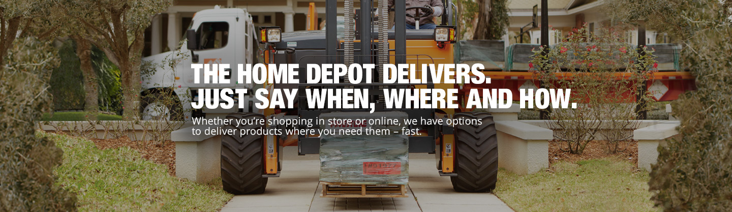 Customer Support About Your Online Order At The Home Depot
