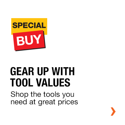 gear up with tool values