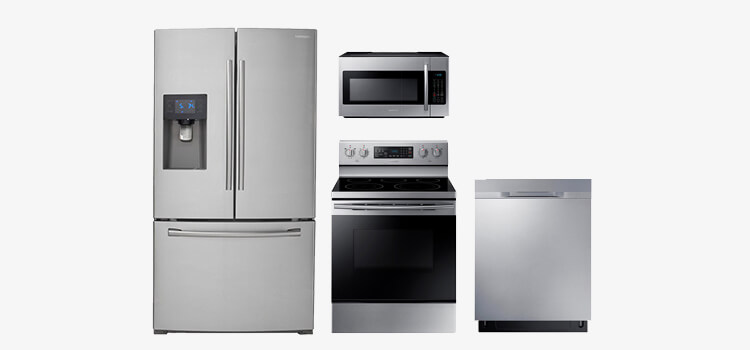 SHOP KITCHEN APPLIANCE PACKAGES · The Home Depot ...