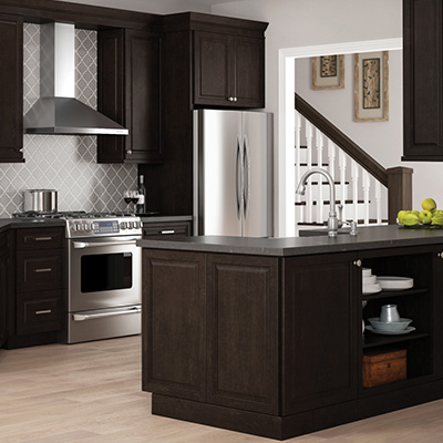 Kitchen Cabinets Color Gallery at The Home Depot on
