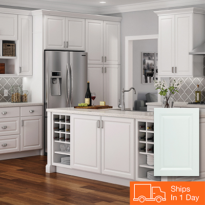 kitchen cabinets color gallery at the home depot rh homedepot com popular white colors for kitchen cabinets best white paint color for kitchen cabinets