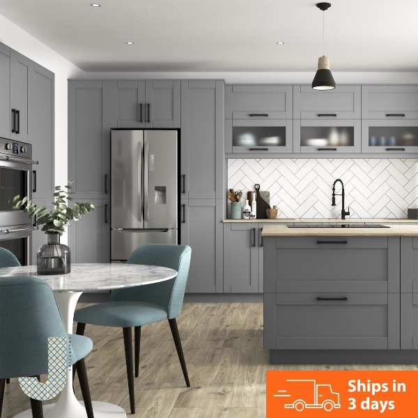 Kitchen Cabinets Color Gallery At The
