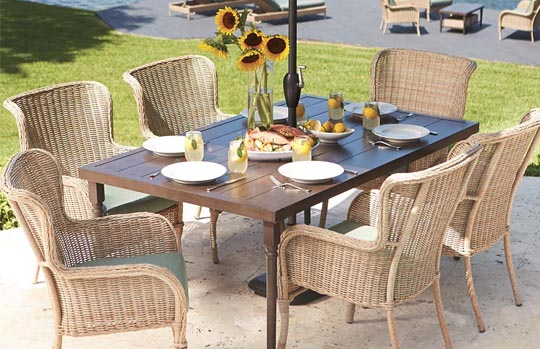Lemon Grove Collection Outdoors The