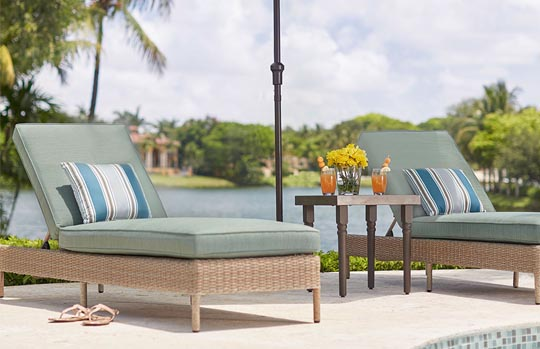 Lemon Grove Collection Outdoors The Home Depot