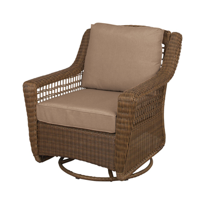 Spring Haven Brown Collection Outdoors The Home Depot