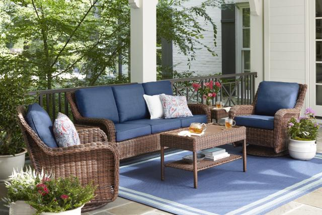 Cambridge Brown Collection – Outdoors – The Home Depot