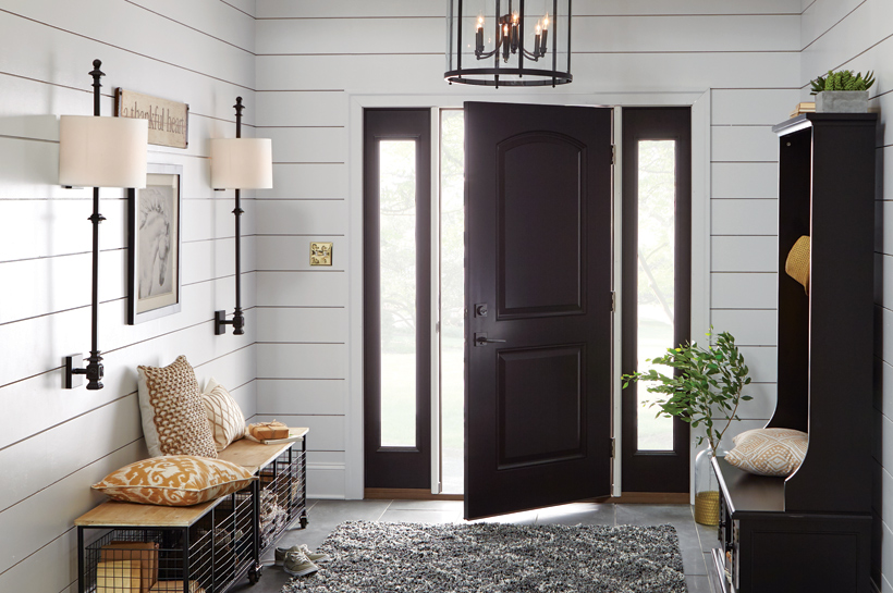 Room Style Ideas Modern Farmhouse Entryway