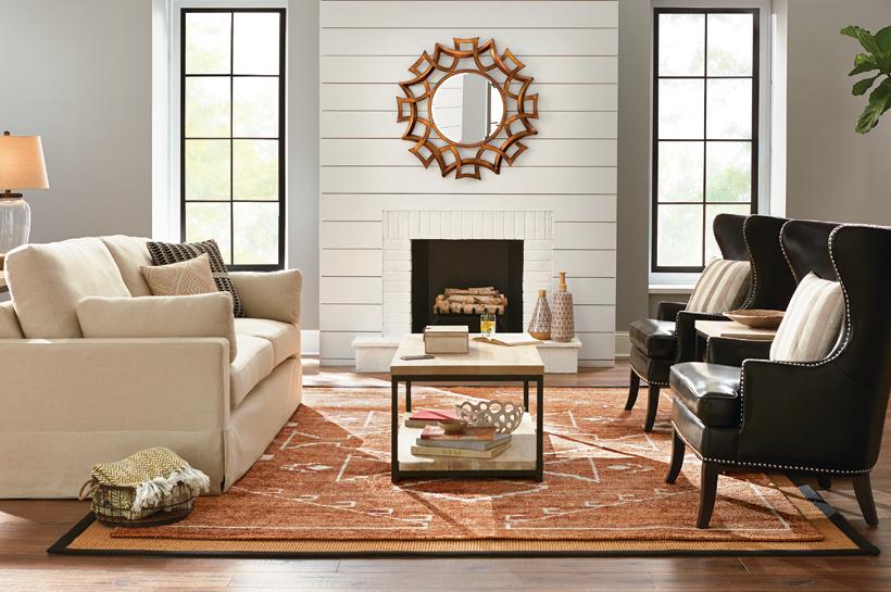 Attirant Room U0026 Style Ideas. Modern Farmhouse Living Room