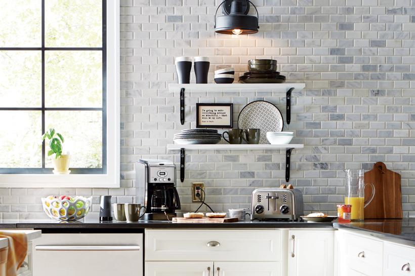 Modern White Kitchen Pics: Modern Farmhouse Kitchen