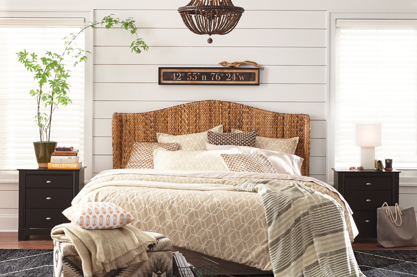 Modern Farmhouse Bedroom Shop By Room The Home Depot