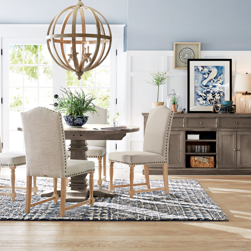 Coastal Retreat Dining Room
