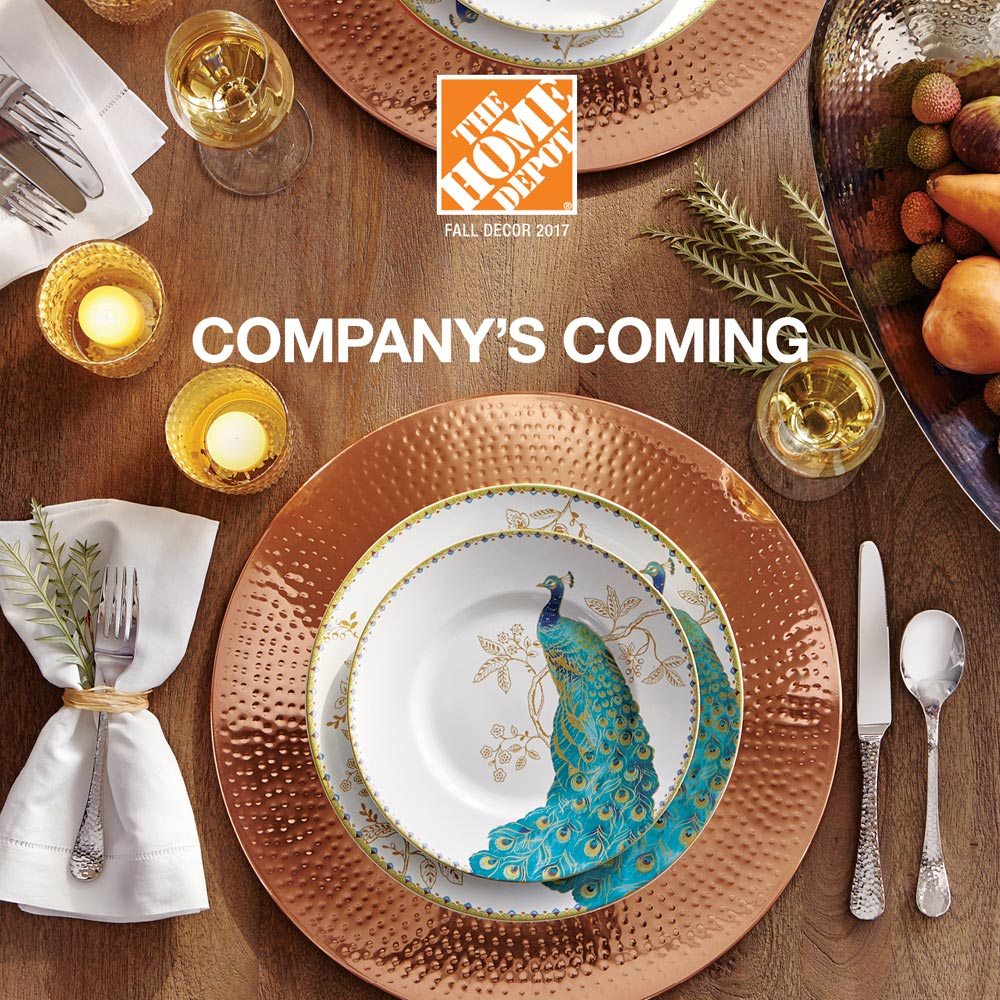 "2017 ""Company's Coming"" Fall Decor Catalog"