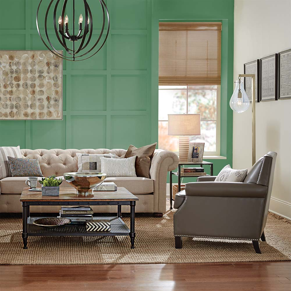 living room with no couch fall decor catalog at the home depot 20363
