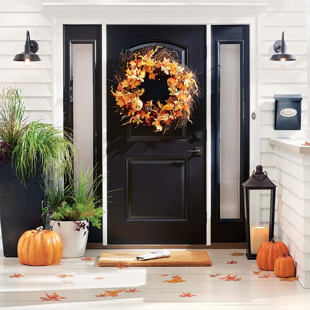 Modern Farmhouse Front Door