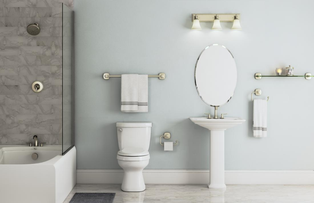 Fina Collection In Brushed Nickel