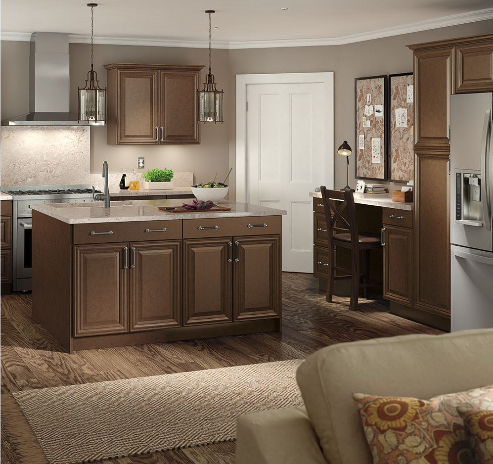 cabinet cabinets kitchen glacier bay design hampton with doors charming furniture