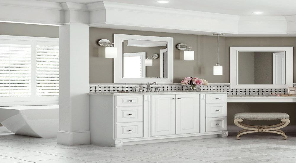 Cambridge Bath Vanity Collection In