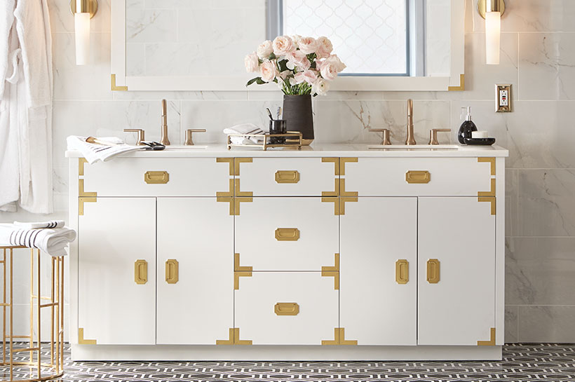 Global Old World Bathroom Shop By Room The Home Depot