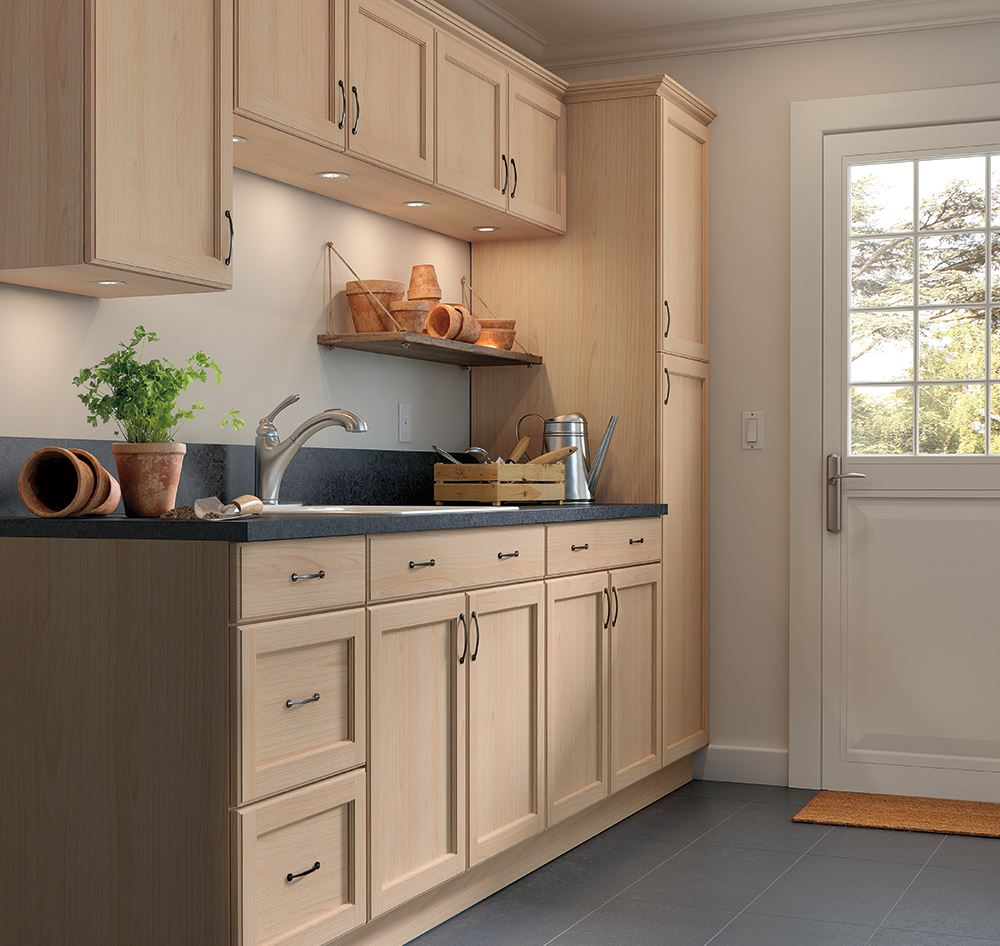 Easthaven Unfinished Base Cabinets – Kitchen – The Home ...