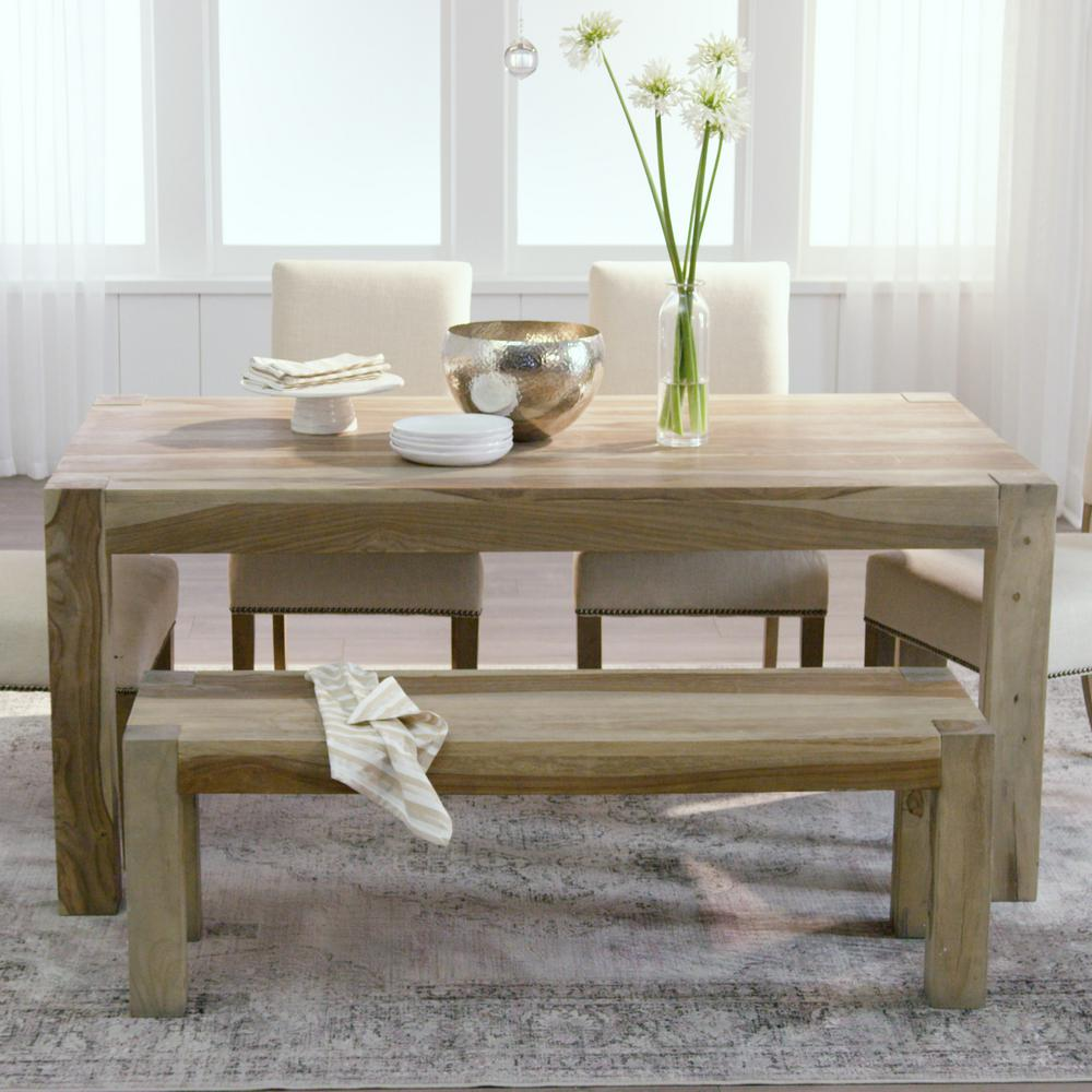 Edmund Table Collection In Smoke Grey Furniture The Home