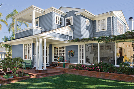 Exterior Paint Project The