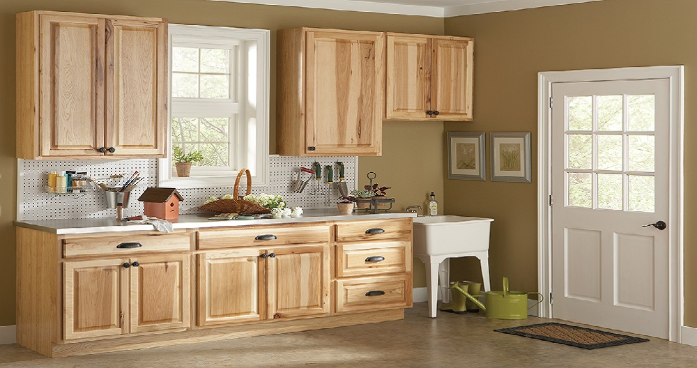 hickory kitchen cabinets home depot hampton bath cabinets in hickory kitchen the 7026