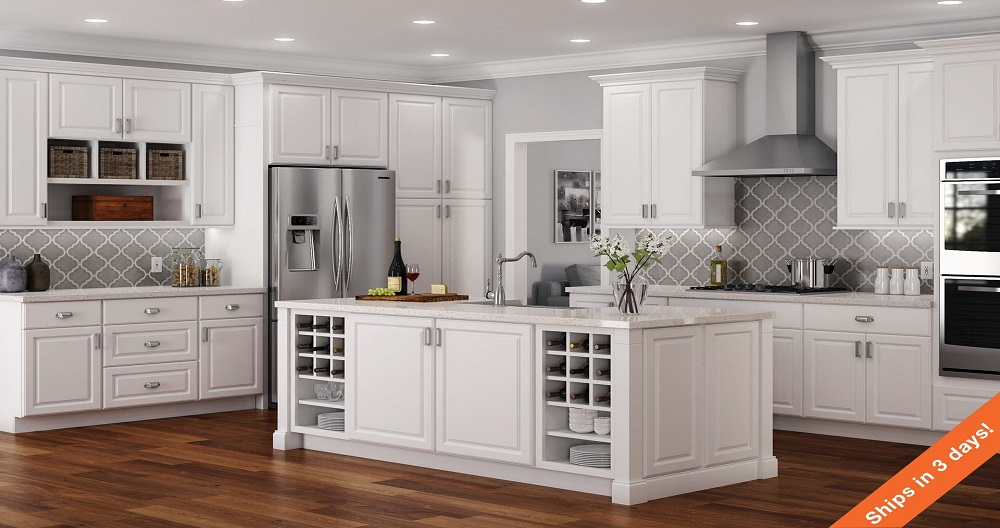 Hampton Bay Kitchen Cabinets.  Hampton Specialty Cabinets in White Kitchen The Home Depot
