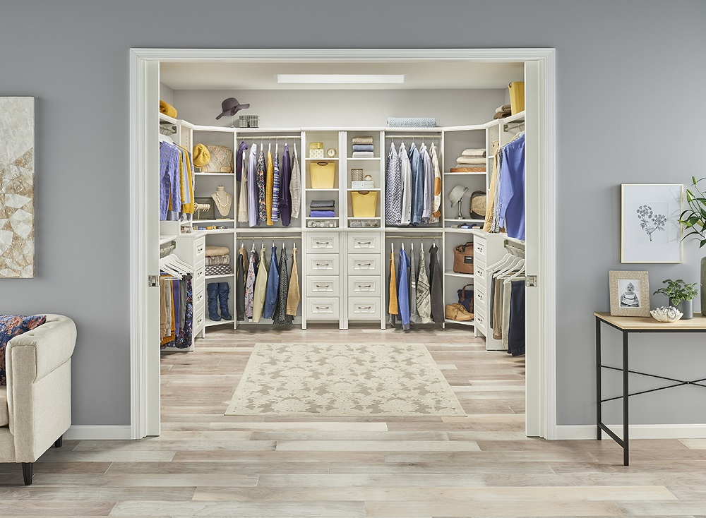 Impressions Collection In White Storage Organization The Home