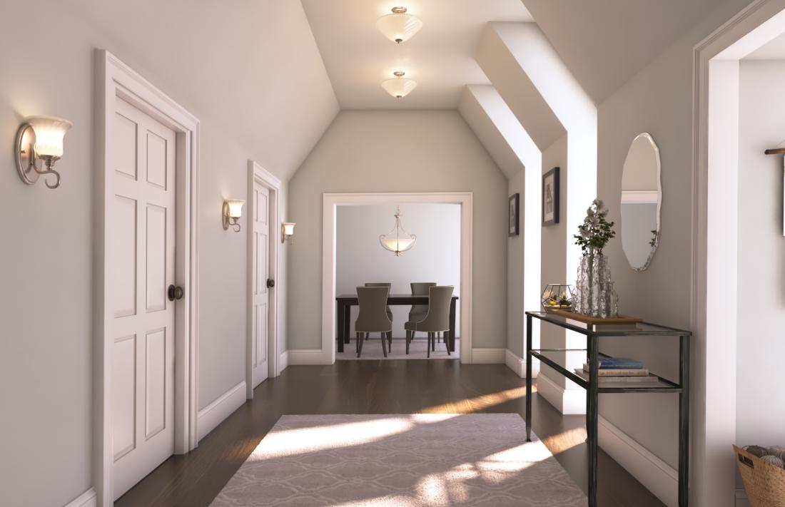Progress Lighting Madison Collection 1 Light Polished: Kensington Collection In Brushed Nickel