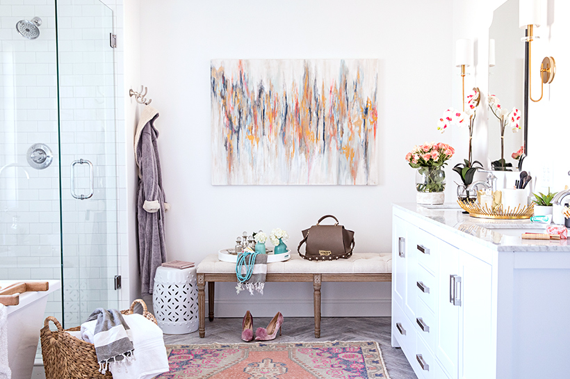 Bohemian Chic Bath – Shop by Room – The Home Depot