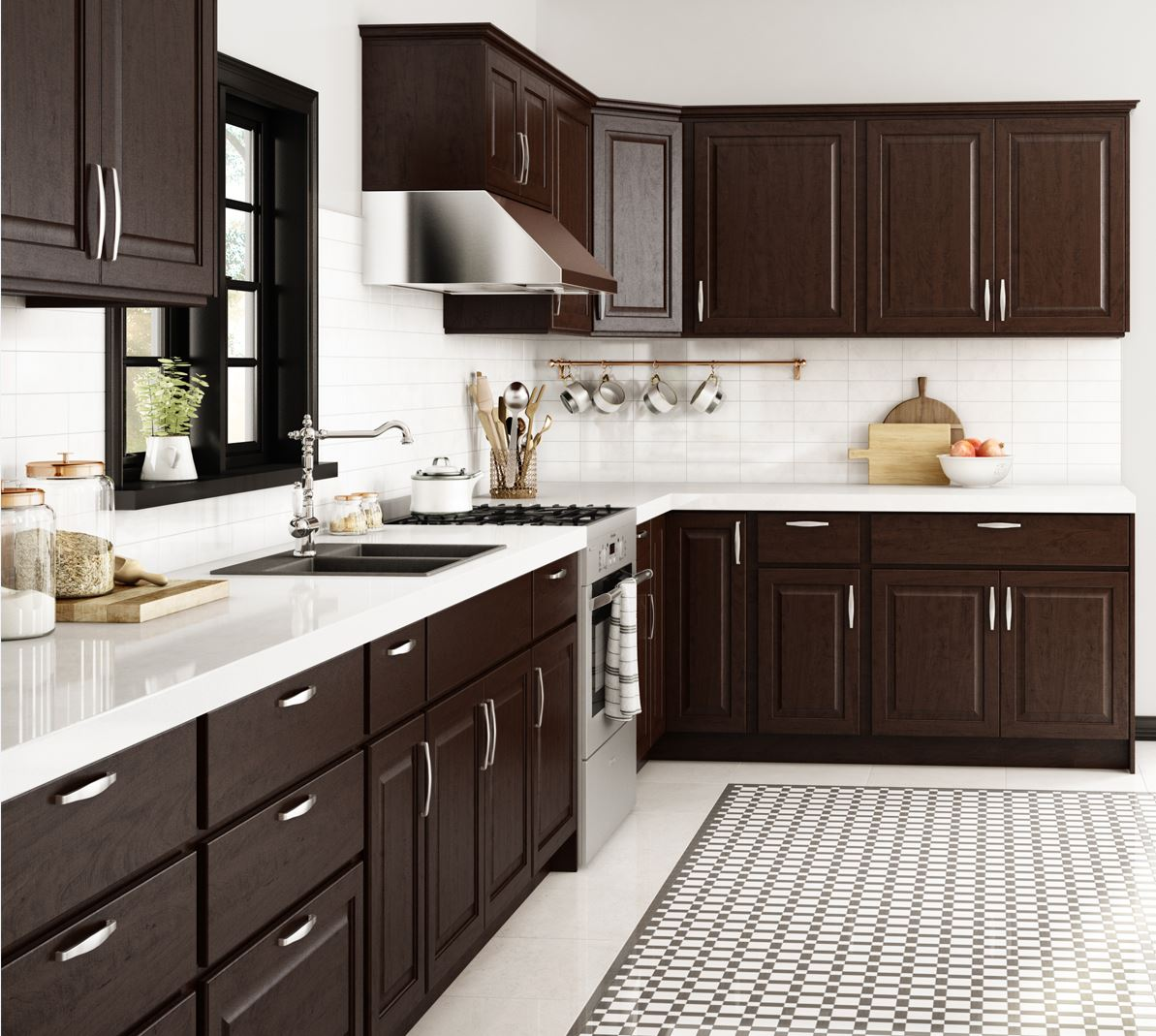 Madison Base Cabinets In Java