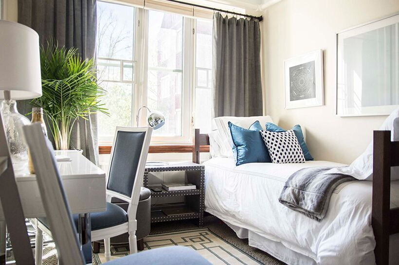 Modern Masculine Bedroom – Shop by Room – The Home Depot
