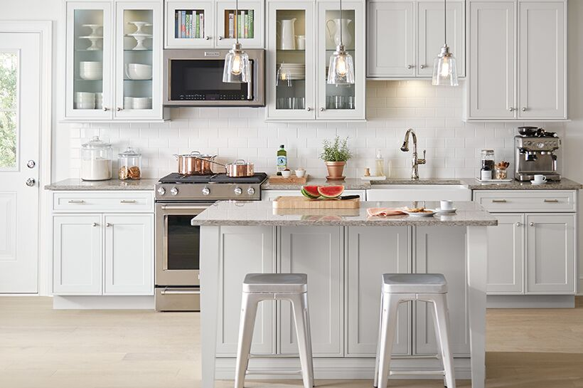 overbrook kitchen the home depot rh homedepot com home depot kitchen packages stainless steel home depot kitchen packages stainless steel