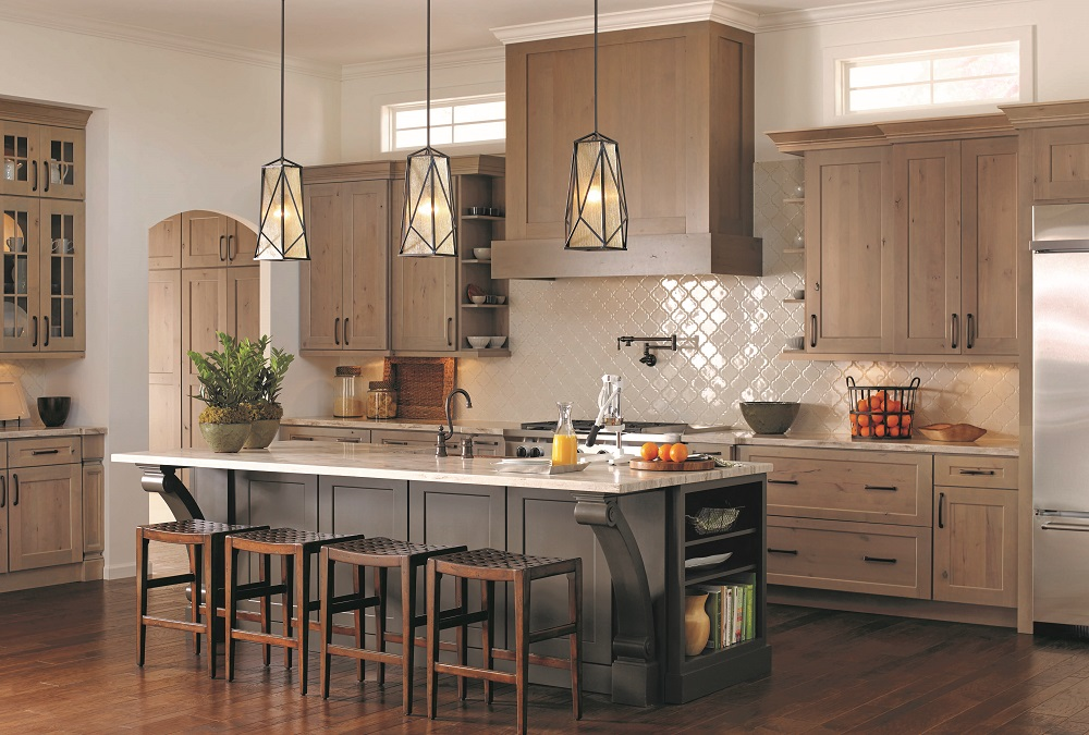 Rustic Kitchen – Kitchen – The Home Depot
