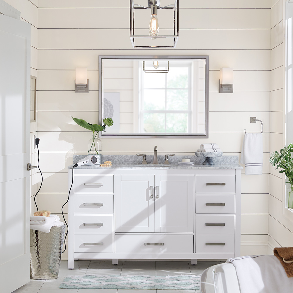 flexible farmhouse bathroom bathroom the home depot
