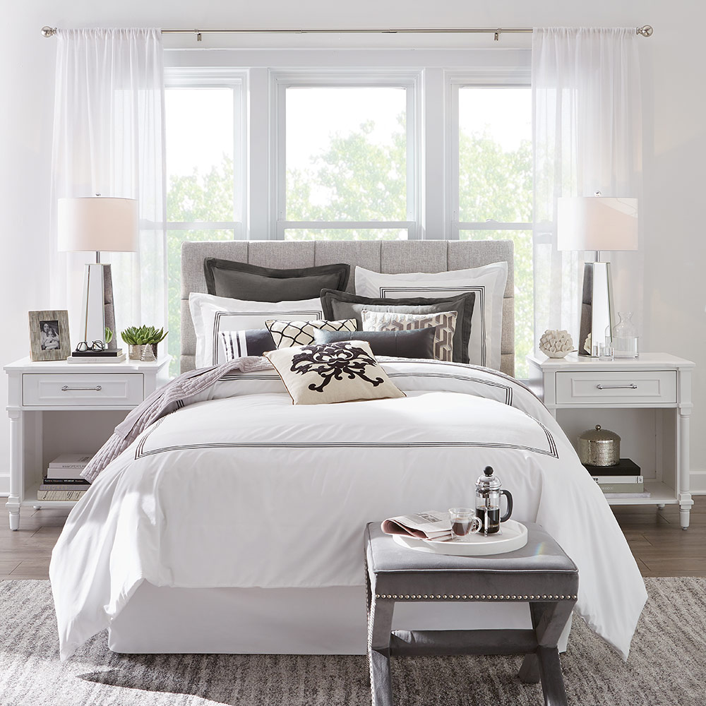 classic glam new classic bedroom - Bedroom