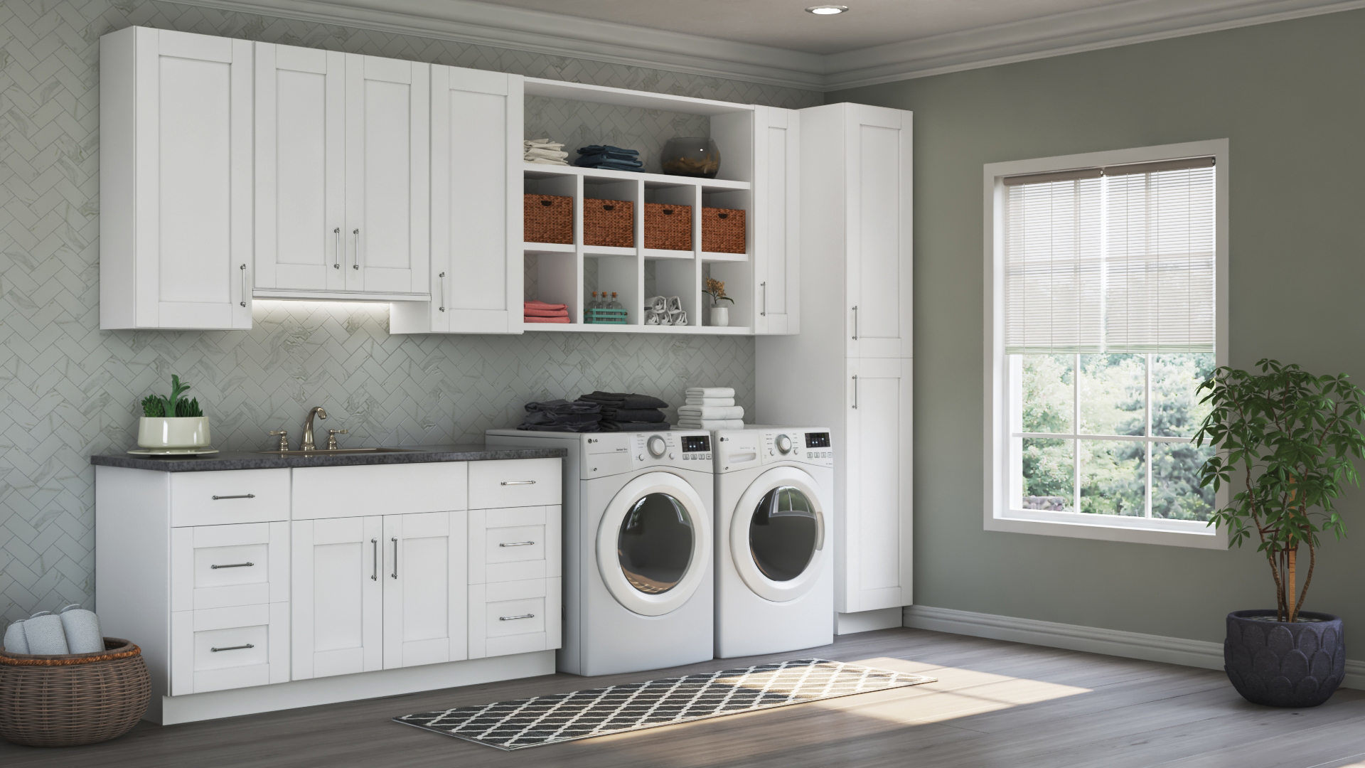 white pantry cabinets for kitchen shaker pantry cabinets in white kitchen the home depot 1858