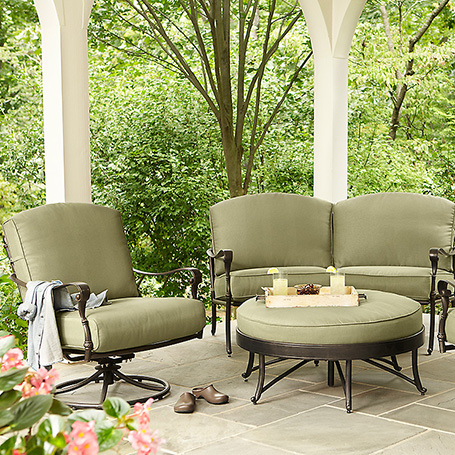 Edington Collection Outdoors The Home Depot