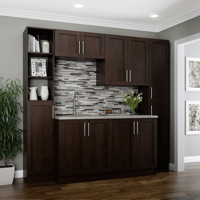 Modifi Madison Collection in Mocha u2013 Storage