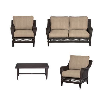 Woodbury Collection Outdoors The Home Depot