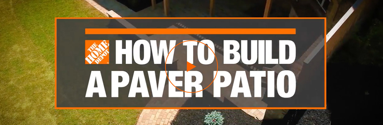 How to Install Patio Pavers. Installing a Paver Patio - How To Lay Pavers